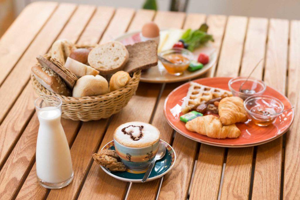 Frühstücken im Portofino Verden